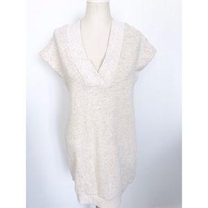 Lou & Grey NWToatmeal color dress/tunic size small